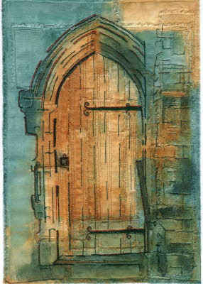 Patcham Vestry Door